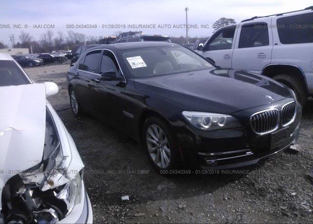 Inventory #900108480 2013 BMW 740