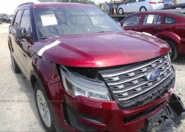 Inventory #365951301 2016 FORD EXPLORER