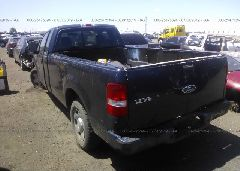 2005 FORD F150 - 1FTRF12225NA64660 [Angle] View