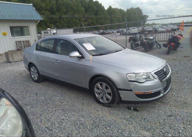 Inventory #700806219 2008 Volkswagen PASSAT