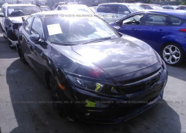 Inventory #903788816 2019 HONDA CIVIC