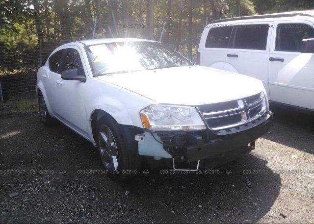 Inventory #491535290 2013 Dodge AVENGER