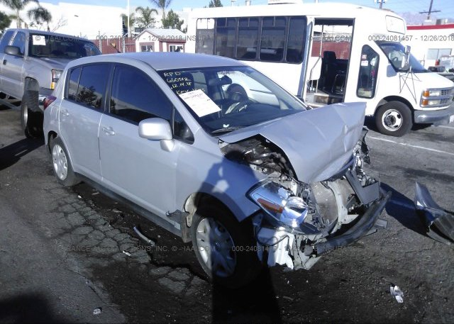 3N1BC1CP3CK223762, Salvage Certificate silver Nissan