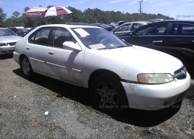 Inventory #182064256 2001 Nissan ALTIMA