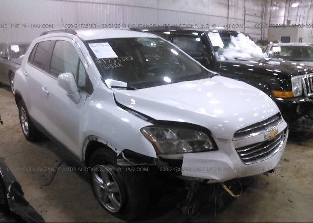 Inventory #387237726 2016 Chevrolet TRAX