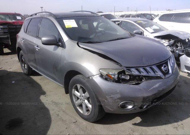 Inventory #853093553 2009 Nissan MURANO
