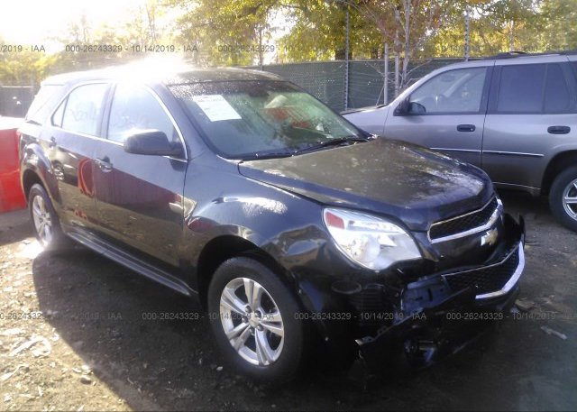 Inventory #856384801 2014 Chevrolet EQUINOX