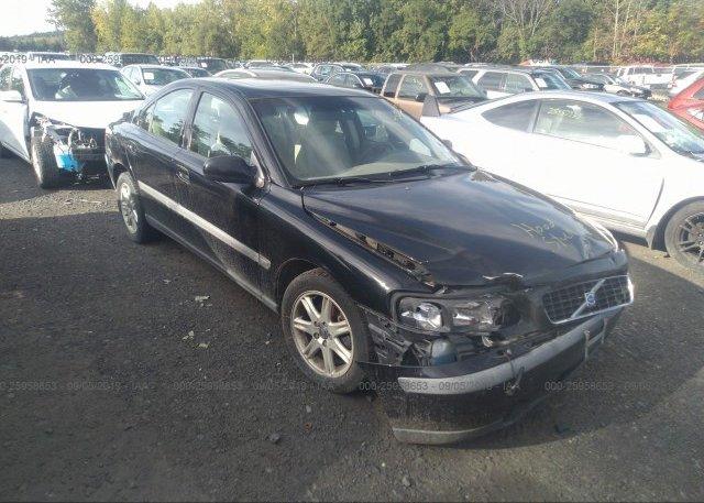 Inventory #916318933 2002 Volvo S60