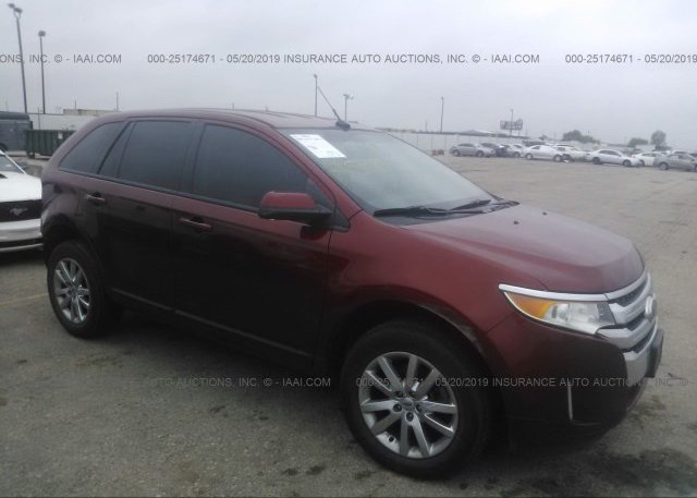 Inventory #178585699 2014 FORD EDGE