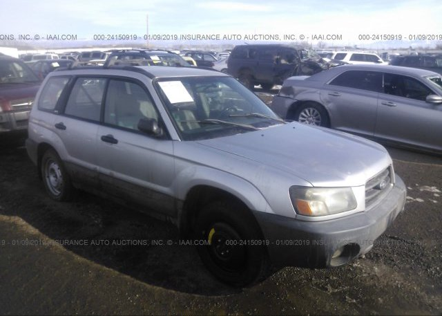 Inventory #347007259 2003 Subaru FORESTER