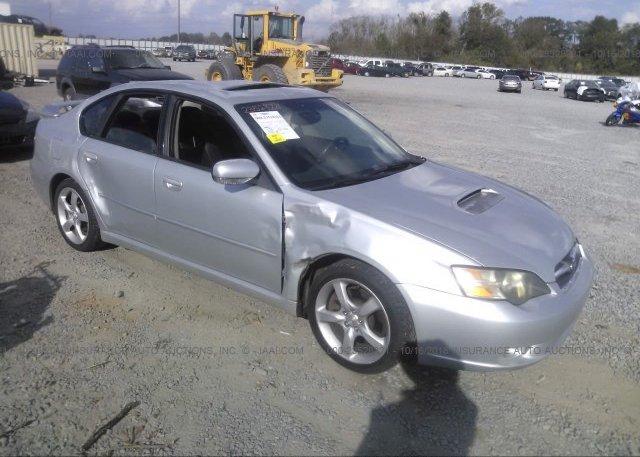 Inventory #623048036 2005 Subaru LEGACY