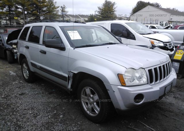 Inventory #652337825 2005 JEEP GRAND CHEROKEE