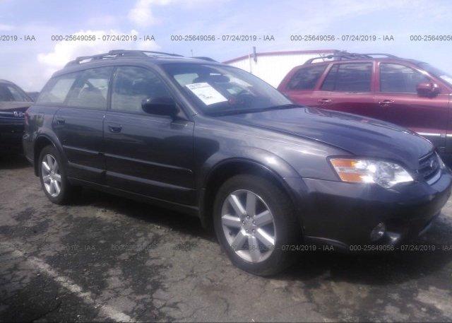 Inventory #563002409 2007 Subaru OUTBACK