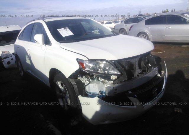 Inventory #930087478 2012 Lexus RX
