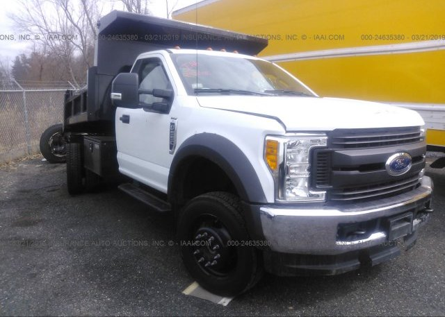 Inventory #543177887 2017 FORD F550