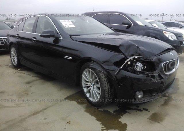 Inventory #554001805 2015 BMW 528