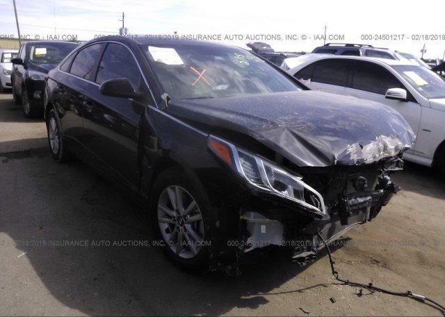 Inventory #984781283 2015 Hyundai SONATA