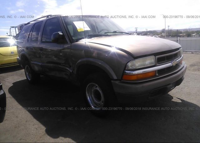 Inventory #241677542 2003 Chevrolet BLAZER