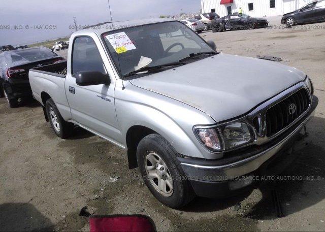 Inventory #855955525 2003 Toyota TACOMA