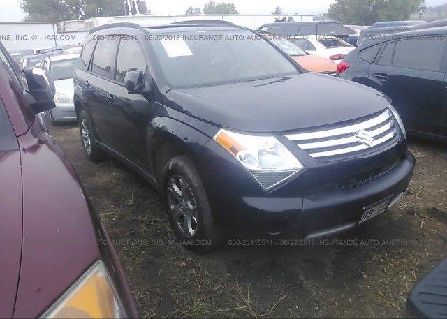 2s3db117886100882 Clear Black Suzuki Xl7 At Culpeper Va On Online
