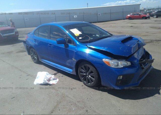 Inventory #504353322 2015 Subaru WRX