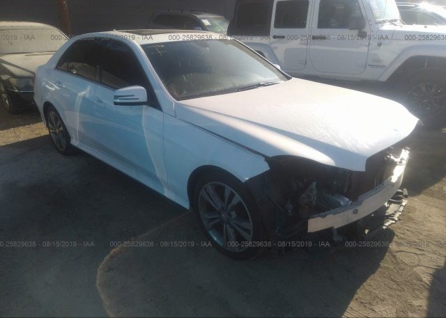 Inventory #373929041 2016 Mercedes-benz E