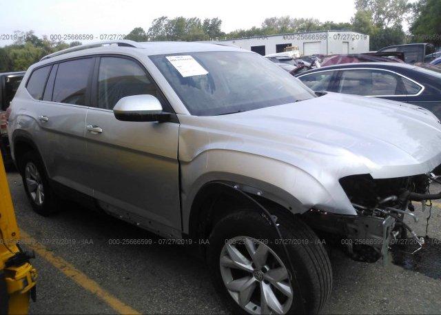 Inventory #383534641 2018 Volkswagen ATLAS