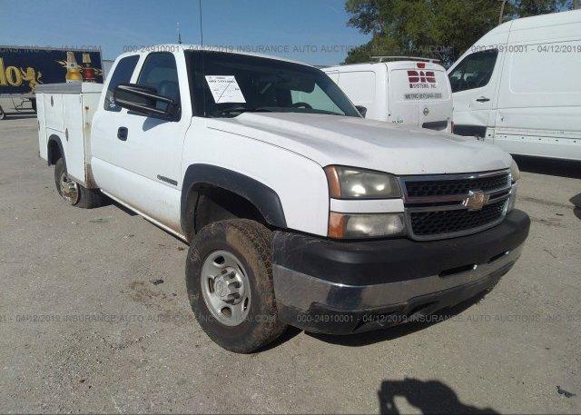 Inventory #477900167 2007 Chevrolet SILVERADO