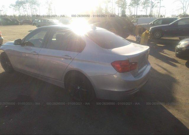 купить 2014 BMW 3 SERIES WBA3A5G58ENP33400