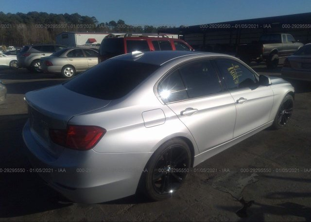 цена в сша 2014 BMW 3 SERIES WBA3A5G58ENP33400