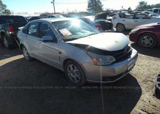 Inventory #920710492 2008 FORD FOCUS