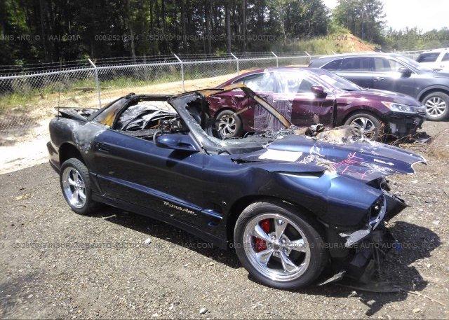 Inventory #466441795 1999 Pontiac FIREBIRD