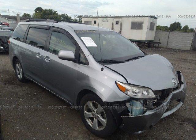 Inventory #805870128 2011 Toyota SIENNA