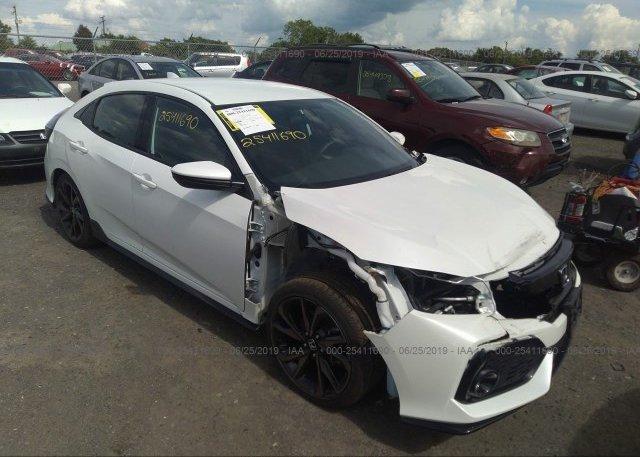 Inventory #342375224 2018 Honda CIVIC