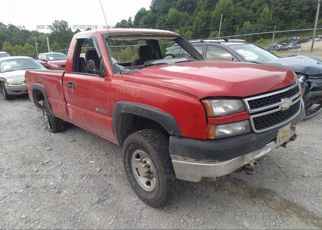 Inventory #980143728 2007 Chevrolet SILVERADO
