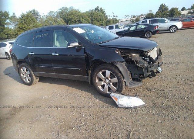 Inventory #436235253 2010 Chevrolet TRAVERSE