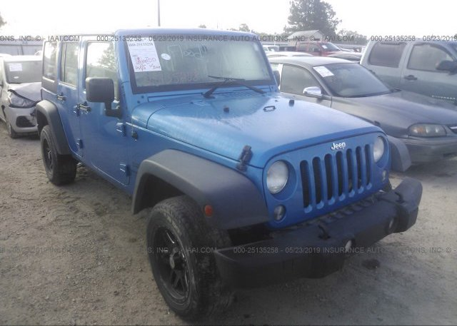 Inventory #475126736 2015 JEEP WRANGLER UNLIMITE
