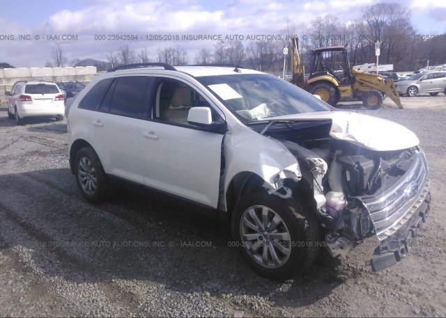 Inventory #831666648 2010 FORD EDGE