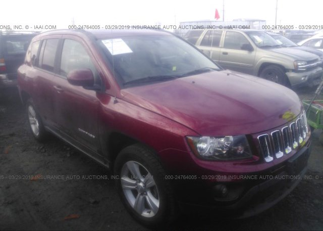 Inventory #286347959 2016 JEEP COMPASS