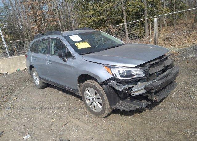Inventory #764155259 2017 Subaru OUTBACK