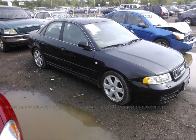 WAUDDDYA Original Black Audi S At LORAIN OH On Online - 2000 audi s4