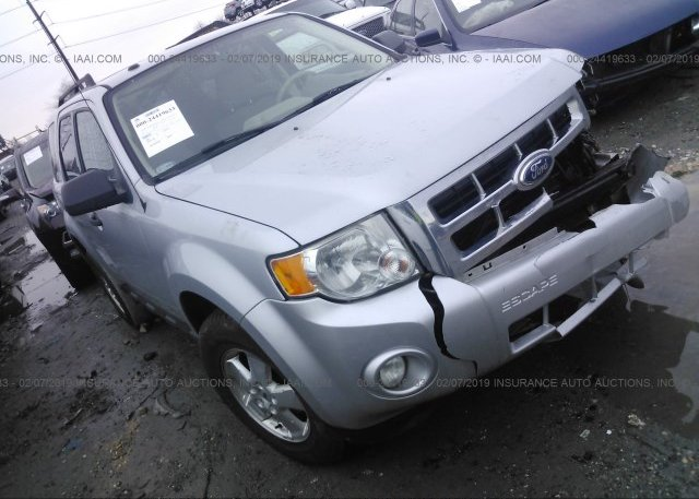 Inventory #287868923 2012 FORD ESCAPE