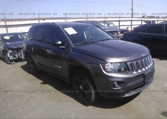 Inventory #865408649 2015 JEEP COMPASS