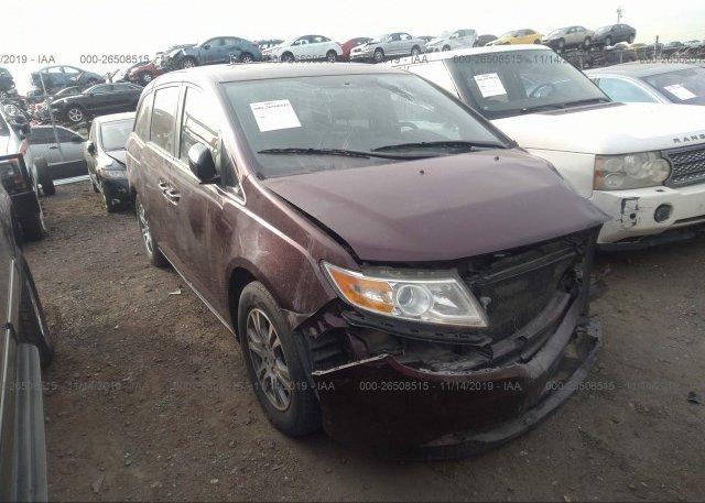 Inventory #275549327 2013 Honda ODYSSEY