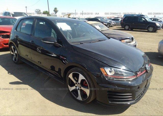 Inventory #236985550 2016 Volkswagen GTI