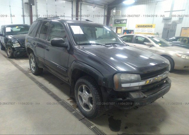 Inventory #646891719 2004 Chevrolet TRAILBLAZER
