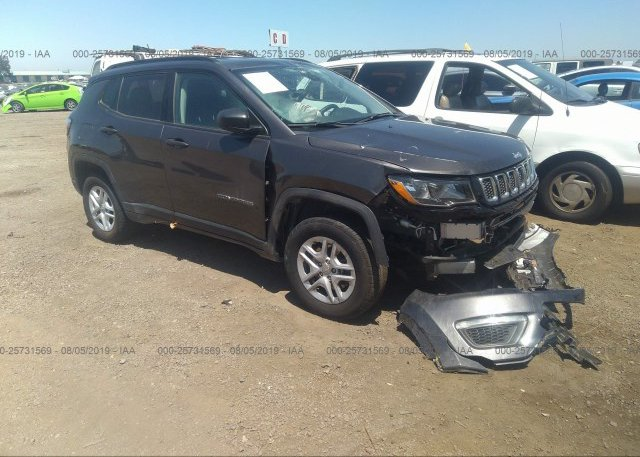 Inventory #163066529 2017 JEEP COMPASS