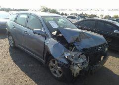 2005 Toyota COROLLA MATRIX
