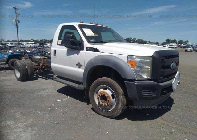 Inventory #763160759 2012 FORD F450