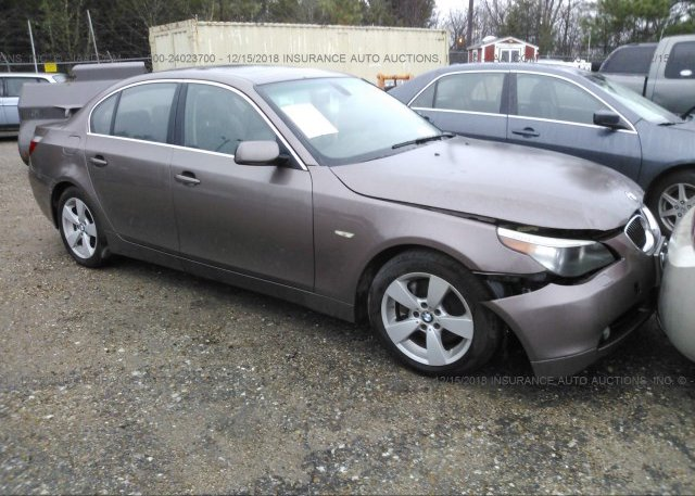 Inventory #119942606 2007 BMW 530